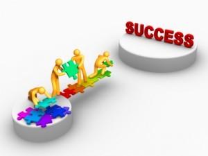 Ziele und Wünsche erfüllen